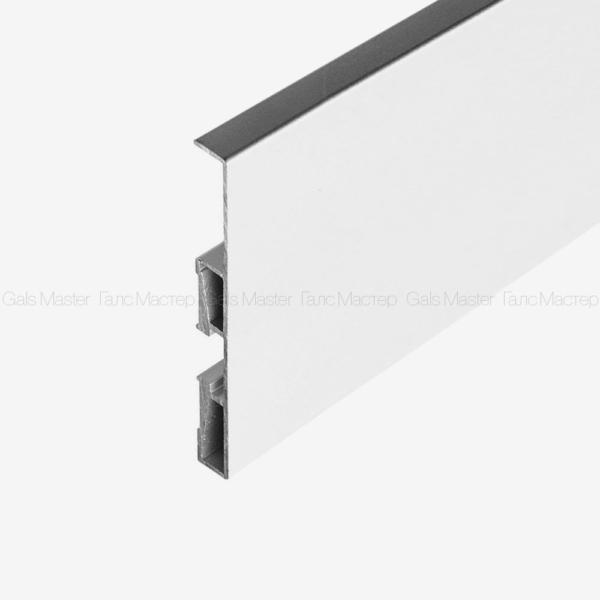 Неподвижная панель для крепления трека на стекло