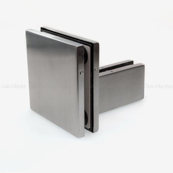 Коннектор стекло-стекло с ребром жесткости