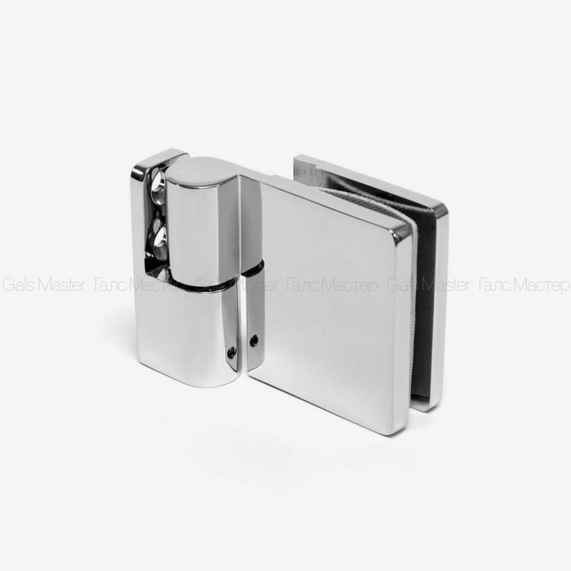 Петля стена-стекло с подъемным механизмом