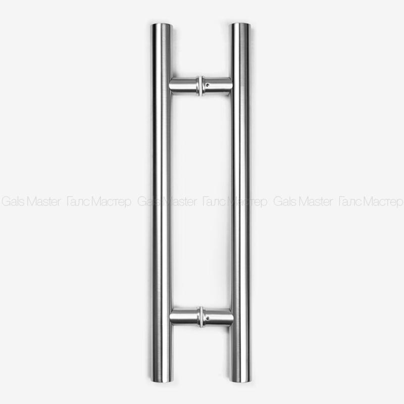 Двусторонняя ручка для офисной стеклянной двери