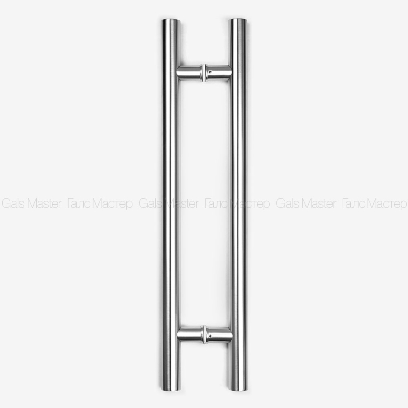 Двусторонняя ручка для стеклянной двери