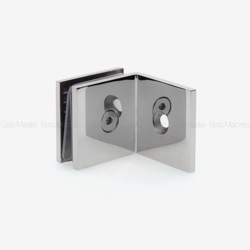 коннектор стена стекло 90
