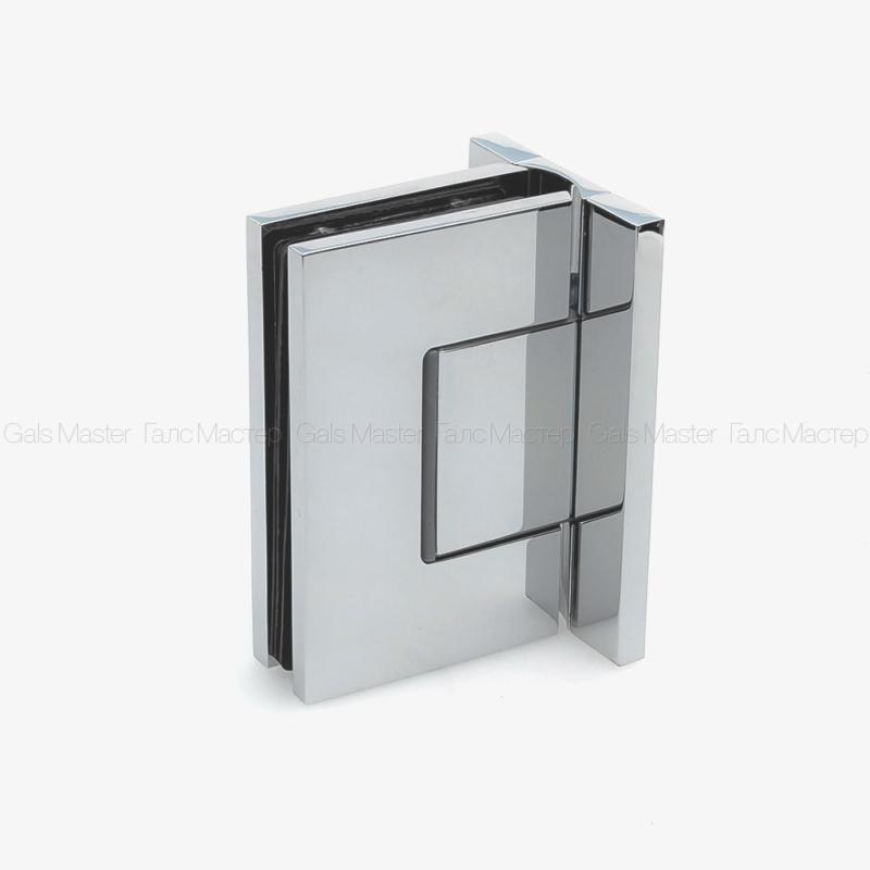 высококачественное глянцевое покрытие хром