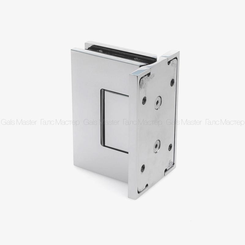 маятниковая дверная душевая петля для установки на стену