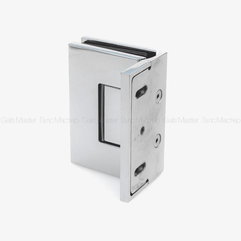 монтажная пластина петли для установки двери на стену или в проем