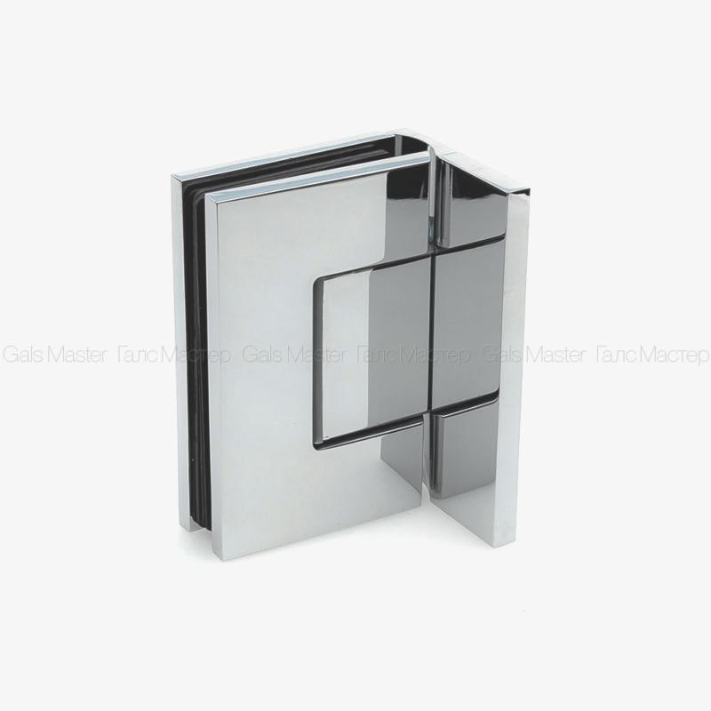 маятниковая петля для душевой двери из стекла