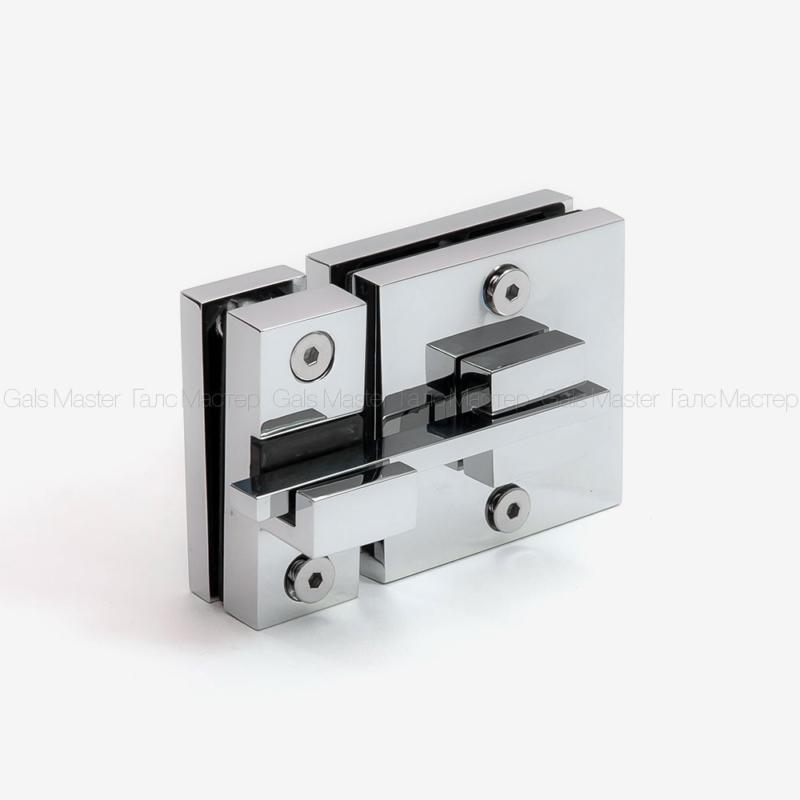 запорный механизм на стеклянную дверь