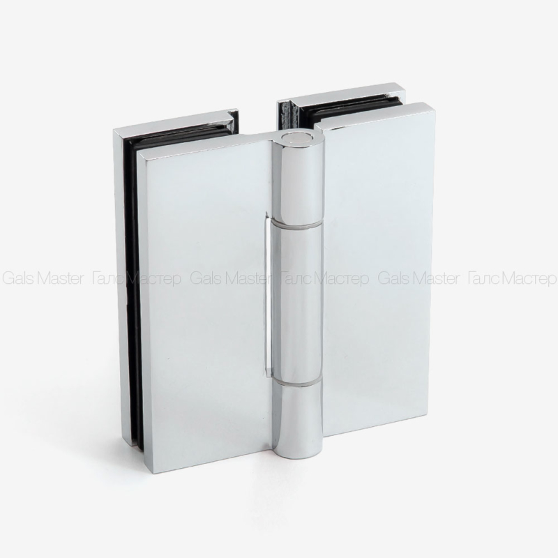 GM-734-CP GLORIA Петля стекло-стекло 180˚