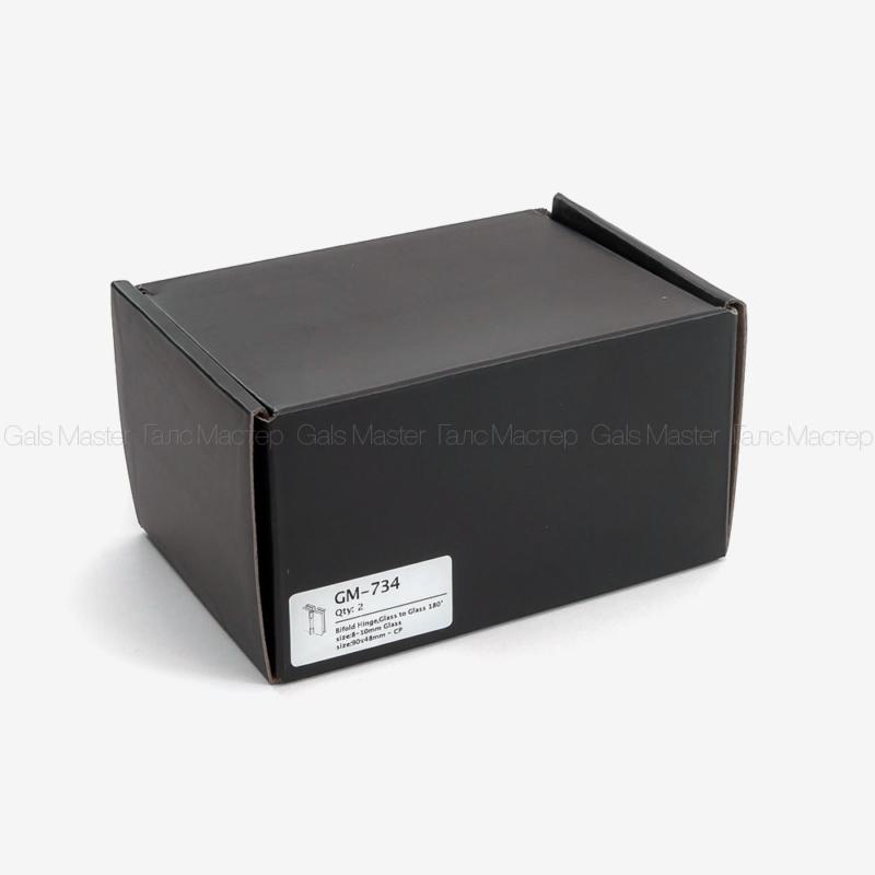 петли в черных упаковках