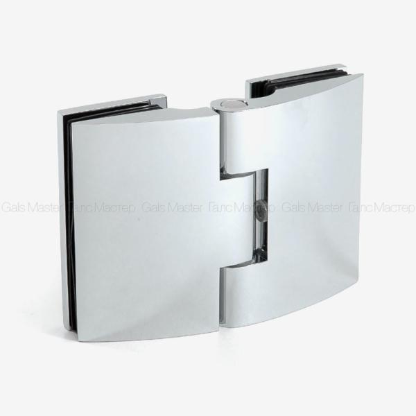 GM-742-CP JOAN Петля стекло-стекло 180˚
