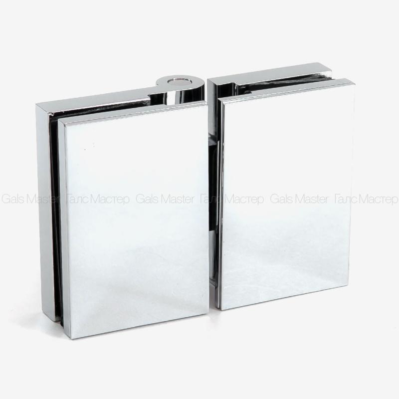 Душевая петля стекло-стекло 180˚