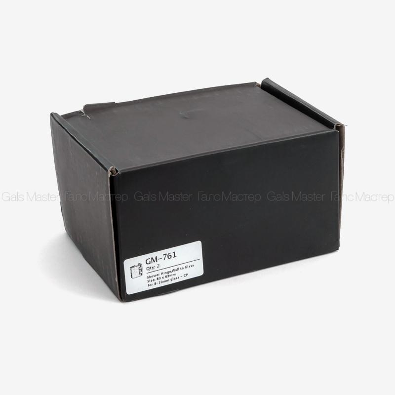 душевые петли в черных коробках