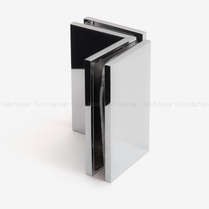 душевой Коннектор стекло-стекло 90˚