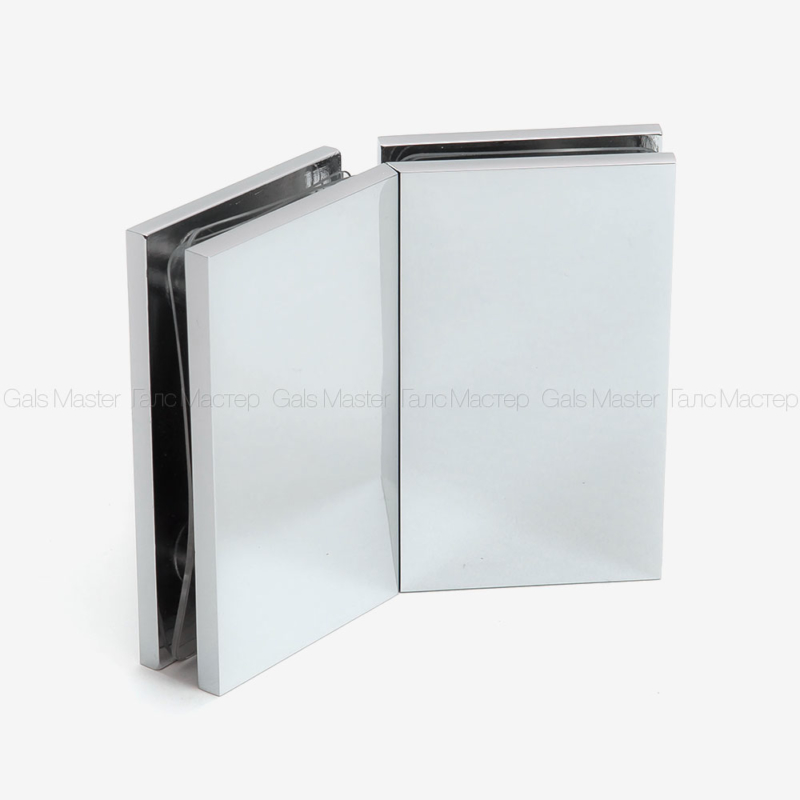 GM-716-CP NAOMI Коннектор стекло-стекло 135˚