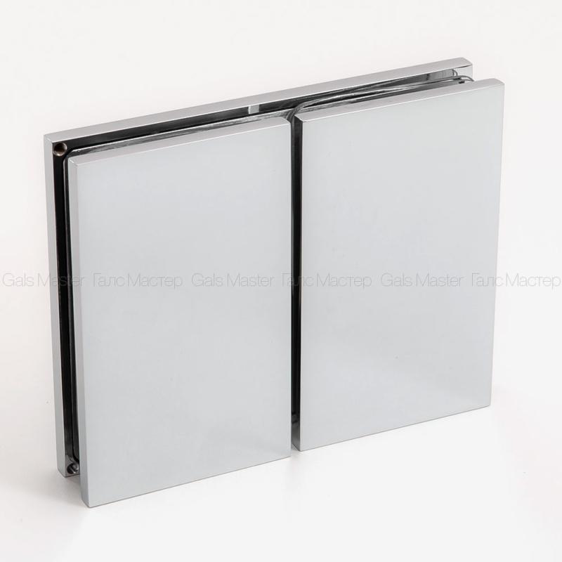 Коннектор стекло-стекло 180˚ со стороны входа