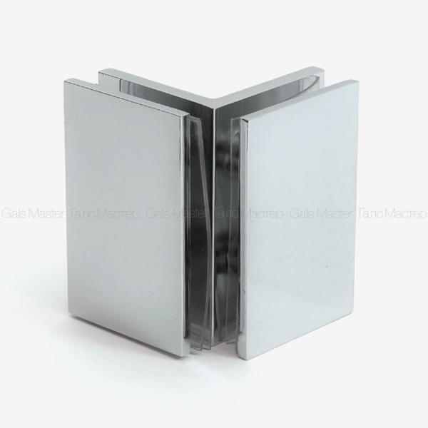 Коннектор стекло-стекло 90˚
