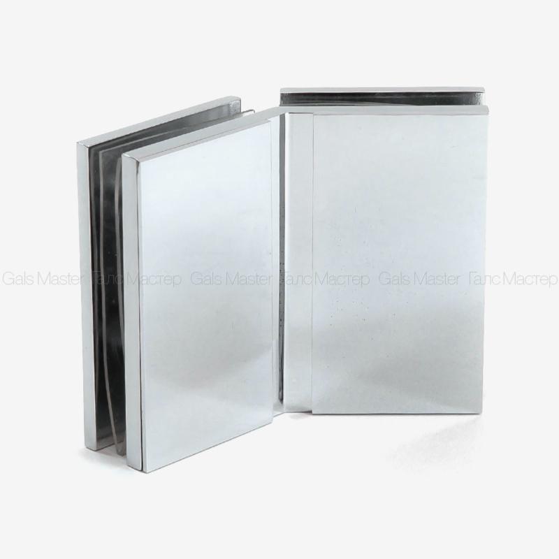 коннектор для двух стекол на 135 градусов