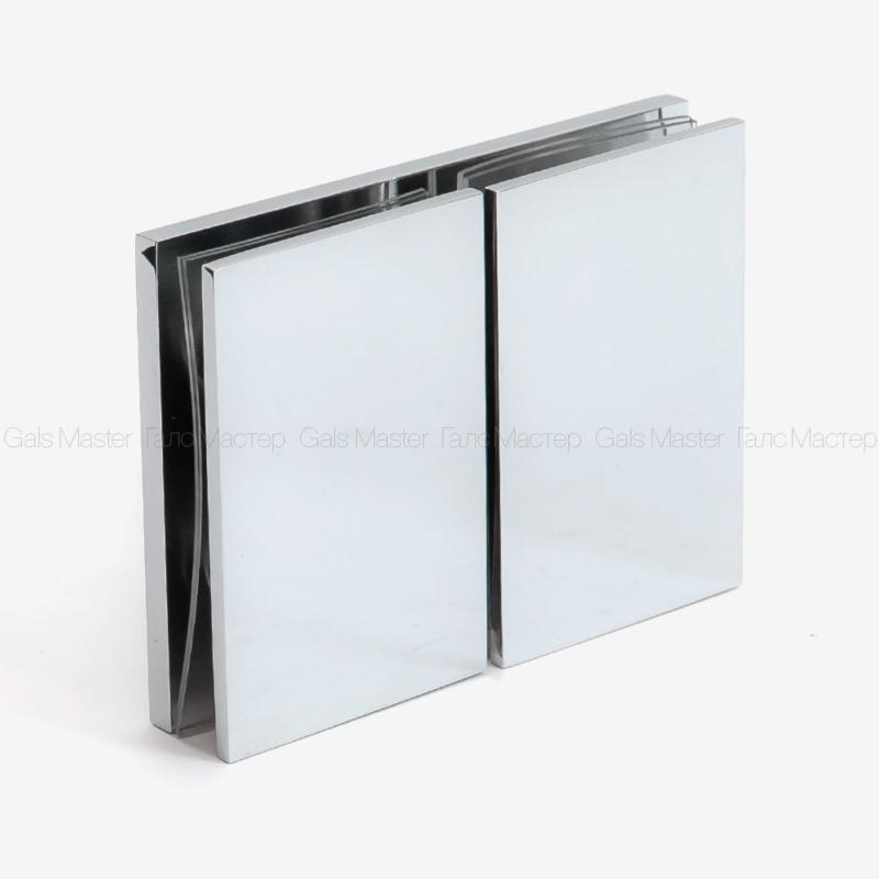 коннектор для душевых кабин из стекла