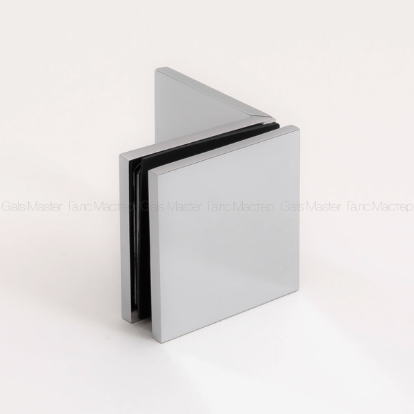 GM-814-CP NIKA Коннектор стена-стекло 90˚