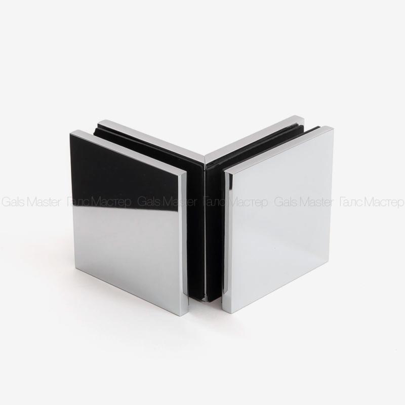 коннектор для двух стекло в душевой