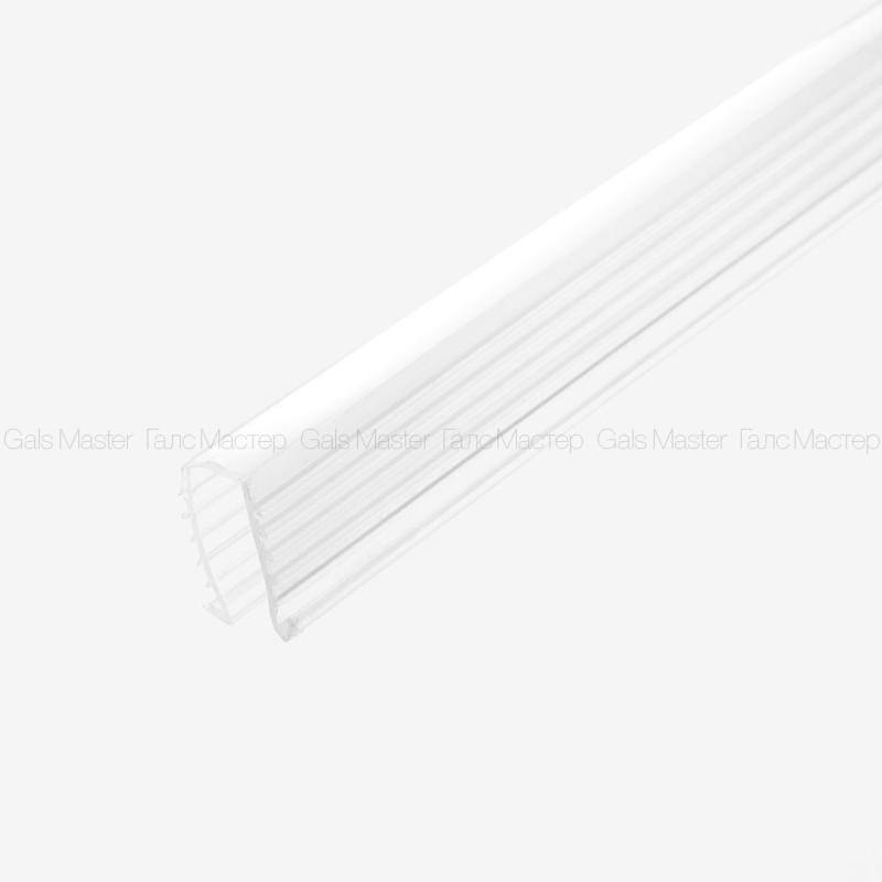 уплотнитель для стекла в П-профиль