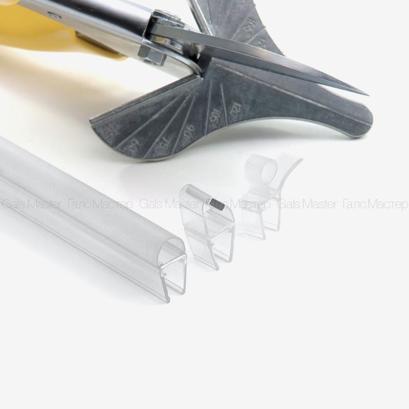 Ножницы для ПВХ