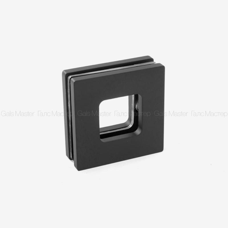 Черная ручка-купе для раздвижных дверей