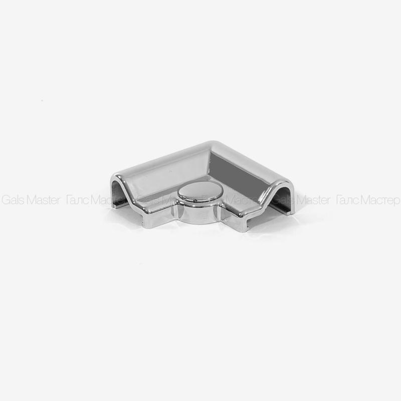 угловой соединитель для водозащитного порожка 90 градусов