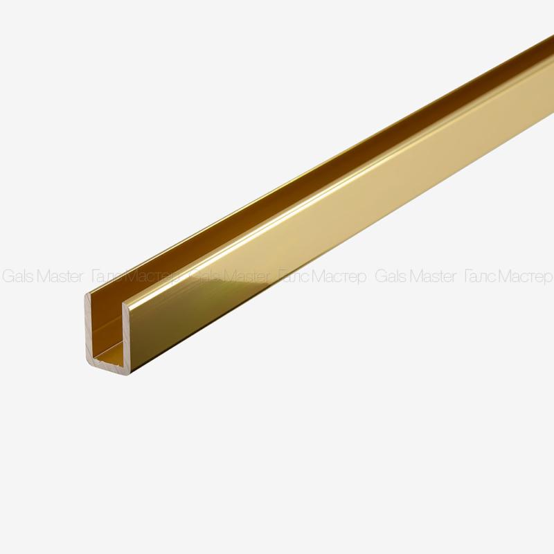 глянцевое золото