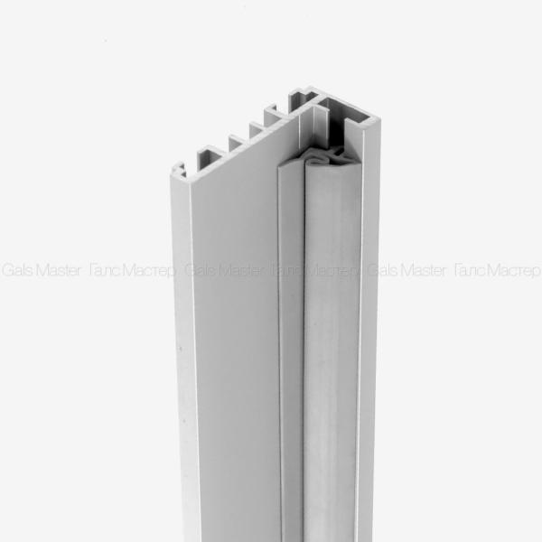 алюминиевая дверная коробка для стеклянной двери, L-образный
